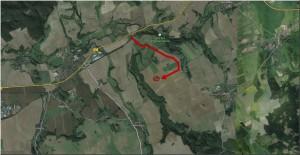 Übersicht 2: Lage Krobitz